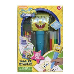 Nickelodeon Spongebob Squarepants Ziggler Wiggler